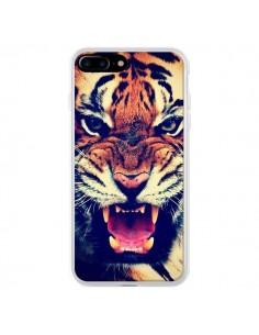 Coque Tigre Swag Roar Tiger pour iPhone 7 Plus et 8 Plus - Laetitia