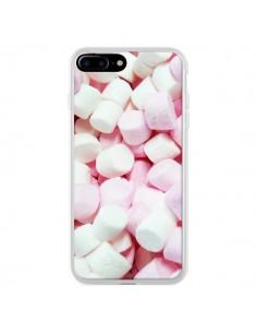 Coque Marshmallow Chamallow Guimauve Bonbon Candy pour iPhone 7 Plus et 8 Plus - Laetitia