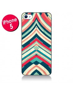 Coque Goodnight Nobody Azteque pour iPhone 5 - Danny Ivan