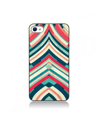 Coque Goodnight Nobody Azteque pour iPhone 4 et 4S - Danny Ivan