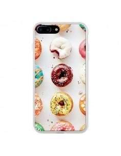 Coque iPhone 7 Plus et 8 Plus Donuts - Laetitia