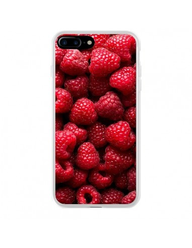 coque iphone 8 plus framboise