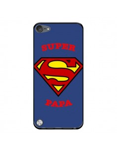 Coque Super Papa Superman pour iPod Touch 5/6 et 7 - Laetitia