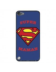 Coque Super Maman Superman pour iPod Touch 5 - Laetitia