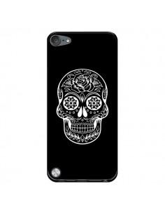 Coque Tête de Mort Mexicaine Blanche pour iPod Touch 5/6 et 7 - Laetitia
