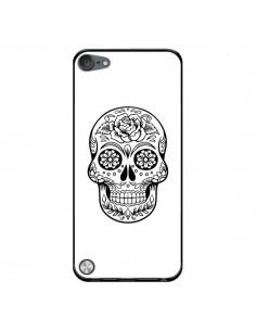 Coque Tête de Mort Mexicaine Noir pour iPod Touch 5/6 et 7 - Laetitia