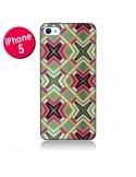 Coque Marka Azteque pour iPhone 5 - Danny Ivan