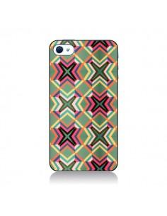 Coque Marka Azteque pour iPhone 4 et 4S - Danny Ivan