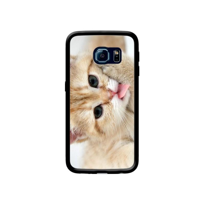 coque samsung s6 cat