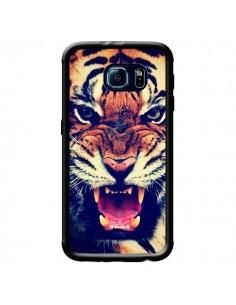 Coque Tigre Swag Roar Tiger pour Samsung Galaxy S6 - Laetitia