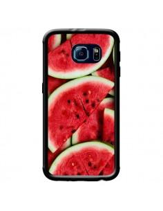 Coque Pastèque Watermelon Fruit pour Samsung Galaxy S6 - Laetitia