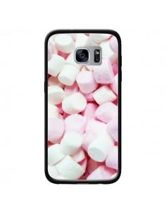 Coque Marshmallow Chamallow Guimauve Bonbon Candy pour Samsung Galaxy S7 - Laetitia