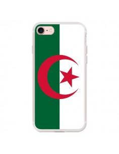 Coque iPhone 7/8 et SE 2020 Drapeau Algérie Algérien - Laetitia