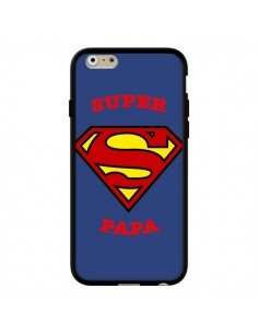 Coque Super Papa Superman pour iPhone 6 et 6S - Laetitia
