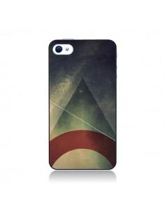 Coque Triangle Azteque pour iPhone 4 et 4S - Danny Ivan