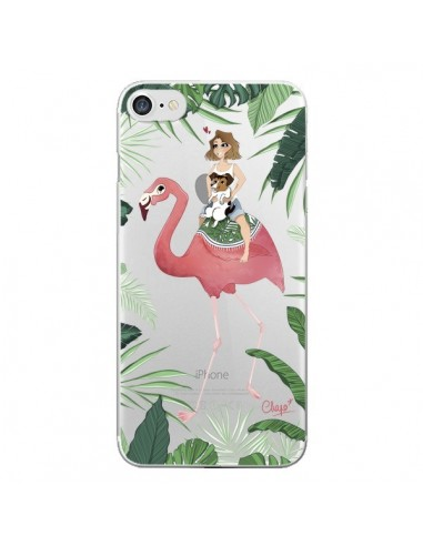 coque flamand rose iphone 7