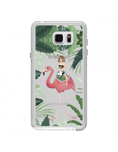Coque Lolo Love Flamant Rose Chien...