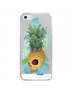 Coque Crananas Crane Ananas Transparente pour iPhone 5/5S et SE - Chapo