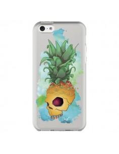 Coque Crananas Crane Ananas Transparente pour iPhone 5C - Chapo