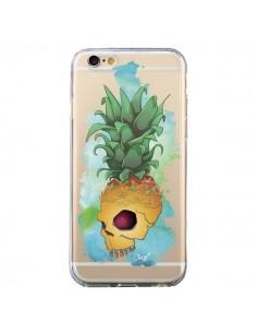 Coque Crananas Crane Ananas Transparente pour iPhone 6 et 6S - Chapo
