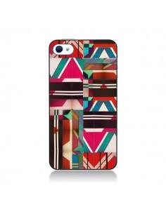 Coque Fel Azteque pour iPhone 4 et 4S - Danny Ivan