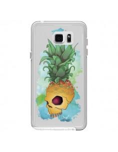 Coque Crananas Crane Ananas Transparente pour Samsung Galaxy Note 5 - Chapo