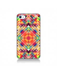 Coque Sweet Color Azteque pour iPhone 4 et 4S - Danny Ivan