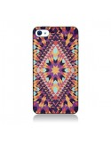 Coque Ticky Ticky Azteque pour iPhone 4 et 4S - Danny Ivan