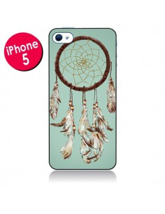 Coque Attrape-rêves vert pour iPhone 5 - Tipsy Eyes
