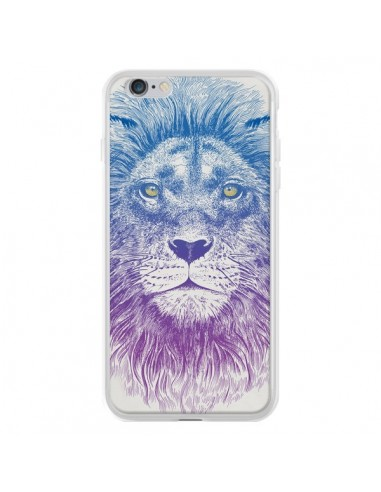 Coque iPhone 6 Plus et 6S Plus Lion -...