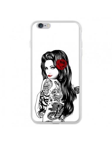 Coque iPhone 6 Plus et 6S Plus Tattoo...