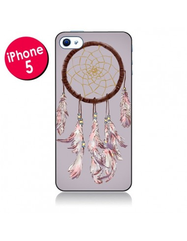 Coque Attrape-rêves violet pour iPhone 5 - Tipsy Eyes