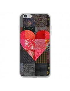 Coque Coeur Heart Patch pour iPhone 6 Plus et 6S Plus - Rachel Caldwell