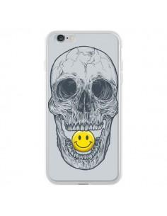Coque Smiley Face Tête de Mort pour iPhone 6 Plus et 6S Plus - Rachel Caldwell