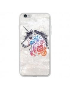 Coque Licorne Muticolore pour iPhone 6 Plus et 6S Plus - Rachel Caldwell