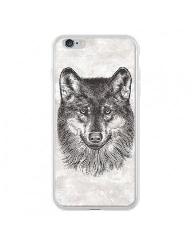 coque loup iphone 6