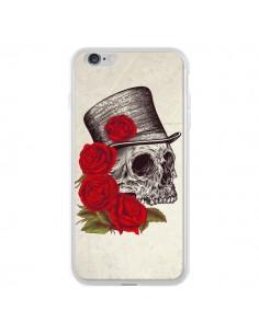 Coque Gentleman Crane Tête de Mort pour iPhone 6 Plus et 6S Plus - Rachel Caldwell