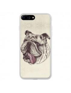 Coque Chien Bulldog pour iPhone 7 Plus - Rachel Caldwell