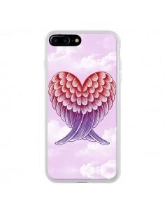 Coque Ailes d'ange Amour pour iPhone 7 Plus - Rachel Caldwell