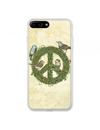 coque iphone 8 plus peace