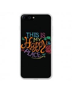 Coque iPhone 7 Plus et 8 Plus This is my Happy Place - Rachel Caldwell