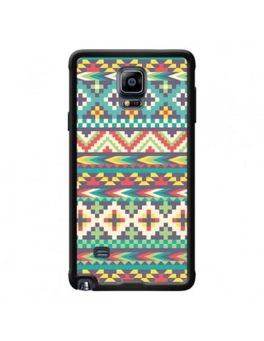 Coque Azteque Navahoy pour Samsung Galaxy Note 4 - Rachel Caldwell
