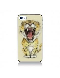 Coque Lion Rawr pour iPhone 4 et 4S - Tipsy Eyes