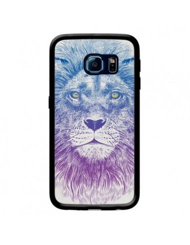 Coque Lion pour Samsung Galaxy S6...