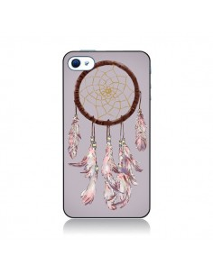 Coque Attrape-rêves violet pour iPhone 4 et 4S - Tipsy Eyes