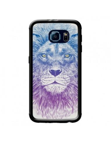 Coque Lion pour Samsung Galaxy S6 -...
