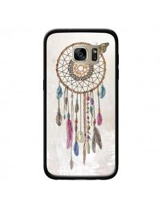 Coque Attrape-rêves Lakota pour Samsung Galaxy S7 Edge - Rachel Caldwell