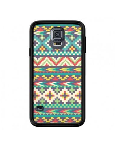 Coque Azteque Navahoy pour Samsung...