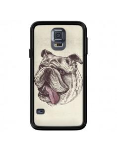 Coque Chien Bulldog pour Samsung Galaxy S5 - Rachel Caldwell