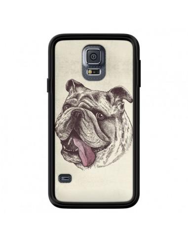 Coque Chien Bulldog pour Samsung...